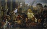 Der Einzug Alexanders des Grossen in Babylon
