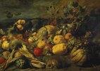 Grosses Obststilleben. 1620er-Jahre
