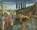 Das Martyrium der hll.Kosmas und Damian