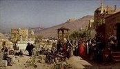 Das Totenfest in Kairo