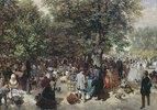 Ein Nachmittag im Tuileriengarten