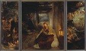 Die heilige Nacht (Triptychon)