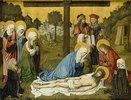 Die Beweinung Christi. Nach