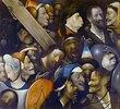 Die Kreuztragung Christi