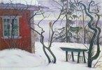 Winter in Hvalsbakken
