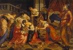 Die Geburt Johannes des Täufers