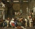 Der Tod der Kleopatr