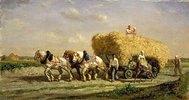 Der Erntewagen