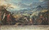 Der Pater beredet den Herzog zum Vorgehen gegen Pisca und Pilsen