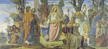 Die Einführung der Künste in Deutschland durch das Christent