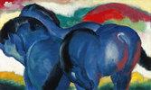 Die kleinen blauen Pferde