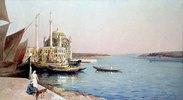 An den Ufern des Bosporus