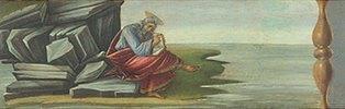 Altar von San Marco: Johannes der Evangelist