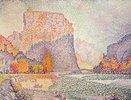 Die Felsen von Castellane