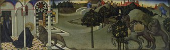 Der hl. Hieronymus und der Löwe