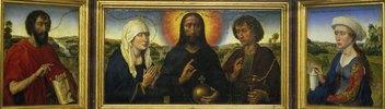 Triptychon der Familie Braque