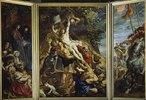 Triptychon der 'Kreuzaufrichtung'