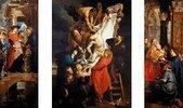 """Triptychon der """"Kreuzabnahme Christi"""""""