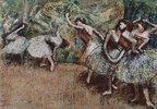 Ballett-Szene