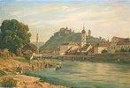Ansicht von Graz in der Steiermark. 1850/1859.