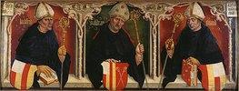 Landfrid, Waldram und Eliland: Die Stifter des Klosters Benediktbeuern
