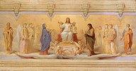Die sieben Sakramente. 1874.