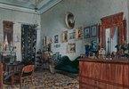 Das Büro von Mikhail Obreskoff