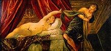 Joseph und das Weib des Potiphar