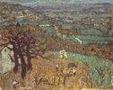 Landschaft im Dauphiné