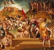 Das Martyrium der Thebanischen Legion