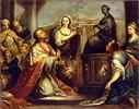 Die Götzenanbetung König Salomos