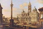 Die Kirche Santa Maria Maggiore in Rom