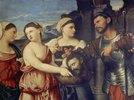 Salomé mit dem Haupt des Täufers