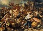 Der Sieg des Joshua über die Amoriter