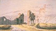 Ruinen des Klosters Eldena
