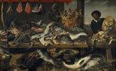 Der Fischverkäufer