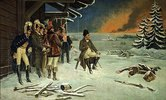 Napoleon Bonaparte in Maly-Jaroslavets
