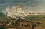 Sieg Napoleons über die österr./bayer. Truppen unter General Wrede bei Hanau am