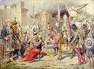 Zar Iwan IV. erobert Kazan