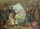 Die Zusammenkunft von Prinzen mit dem Grossfürsten Wladimir in Dolob