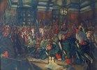 Die Thronbesteigung der Zarin Elisabeth am 25. November
