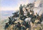 Die Verteidigung des Adlerhorstes auf dem Berg Shipka