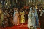 Die Auswahl der Braut des Zaren