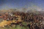 Die Schlacht von Borodino am 26. August 1812 (Die 3. Franz. Attacke.)