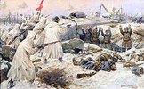 Die Kapitulation der finnischen Truppen 1940 im russisch-finnischen Krieg