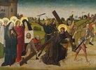 Kreuztragung Christi. Um 1470 (Staatsgalerie Bamberg - Residenz)