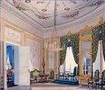 Ankleidezimmer im Nikolaj (Tschudow) Palast im Kreml