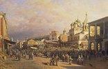 Markt in Nischni-Nowgorod