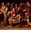 Die Armenspeisung des hl.Diego von Alcala