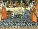 Illustration zu Puschkin's 'Die Märchen des Zaren Saltan'